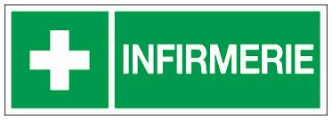 Logo infirmerie