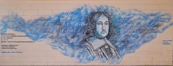 Graphe Pierre de Fermat